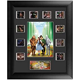 Wizard Of Oz Emerald City Film Cells: 35mm Movie Images Dorothy & Gang
