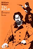 img - for The Bear: An Opera Vocal Score book / textbook / text book