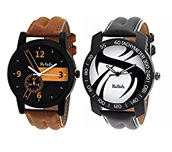 Relish Diwali Gifts Analog Watches combo for Mens & boy