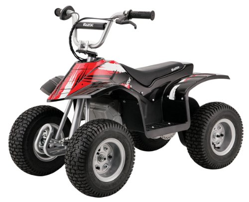 Razor Dirt Quad - Black (Electric Dirt Bikes For Sale compare prices)