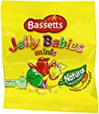 Kraft Sug Jelly Babies Treat Size 21 g (Pack of 50)