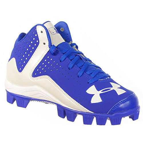 92f3e75646e5 Boy's Under Armour Leadoff Mid RM Baseball Cleats Team - Import It All