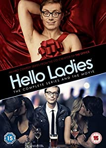 Hello Ladies - Season 1 + Movie [DVD] [2015]