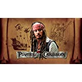 Pirates Of The Caribbean Jack Sparrow Pirates Of The Caribean The Black Pearl Johnny Depp Disney On Fine Art Paper...