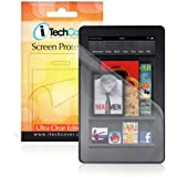 Screen Protectors for Amazon Kindle Fire (Pack Of 2) With Cleaning Cloth
