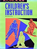 img - for Profesional Ski Instructor's of America, Children's Instruction Manual book / textbook / text book