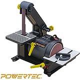 Powertec Bd1500 Wood Working Belt Disc Sander 1 Quot X 5 Quot