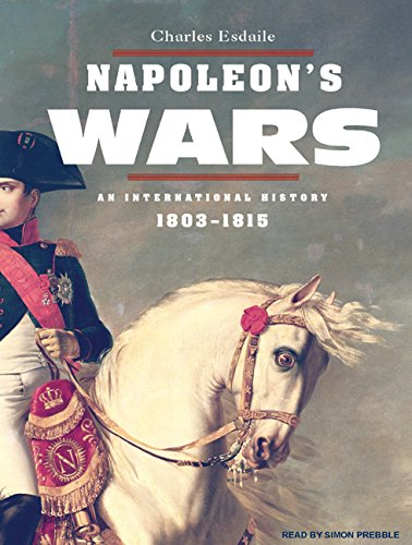a report on charles esdailes book fighting napoleon guerillas bandits and adventurers in spain A report on charles esdaile's book fighting napoleon: guerillas, bandits and adventurers in spain.