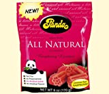 Panda Licorice, Raspberry Chews, 6-Ounce Bags (Pack of 12)