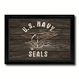 US Navy Seals Military Texture Flag Art Gifts Office Wall Home Decor Bedroom Livingroom Masteroom Gameroom ManCave Bar Housewarming 19\