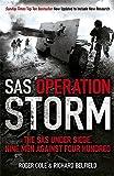 SAS Operation Storm: Nine Men Against Four Hundred (144472696X) by Belfield, Richard