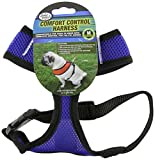 Comfort Control Harness, Medium, Blue