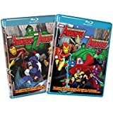 The Avengers: Earth's Mightiest Heroes Seasons 1-2 (Amazon Exclusive) [Blu-ray]