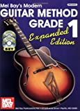 Mel Bay Modern Guitar Method Grade 1, Expanded Edition (Book/CD/DVD Set)