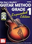 Modern Guitar Method Grade 1, Expande...
