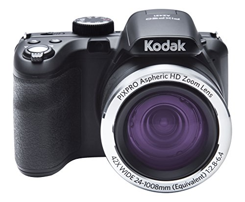 Kodak-AZ421-PIXPRO-Astro-Zoom-Digitalkamera-16-Megapixel-schwarz