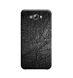 Kratos Premium Back Cover For Samsung Galaxy E5