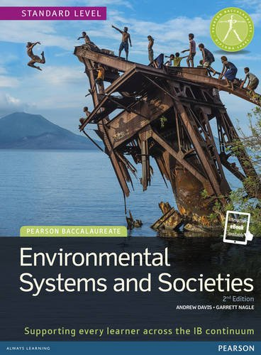 Pearson Baccalaureate: Environmental Systems and Societies Bundle (Pearson International Baccalaureate Diploma: International Editions)