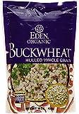 Eden Foods Organic Buckwheat Hulled Whole Grain 16 oz bag