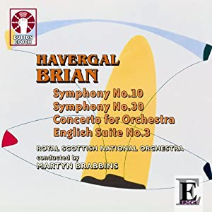 Havergal Brian - Royal Liverpool Philharmonic Orchestra - Symphony No. 7 / Symphony No. 31 / Comedy Overture: The Tinker's Wedding