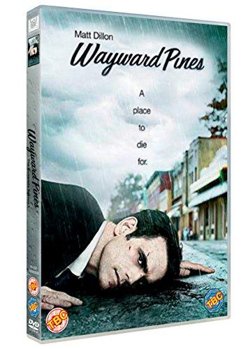 Wayward Pines [Reino Unido] [DVD]