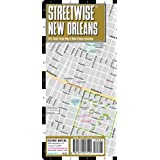 Streetwise New Orleans Map - Laminated City Center Street Map of New Orleans, Louisianaby Streetwise Maps Inc.