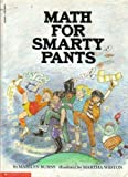 Math for Smarty Pants (0590489402) by Marilyn Burns