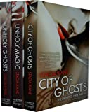 Stacia Kane Downside Ghosts Collection 3 Books Set Pack RRP : £ 23.97 (City of Ghosts, Unholy Magic, Unholy Ghosts) (Stacia Kane Collection) (Downside Ghosts)