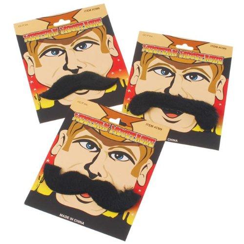 Western Moustache (1) - 1