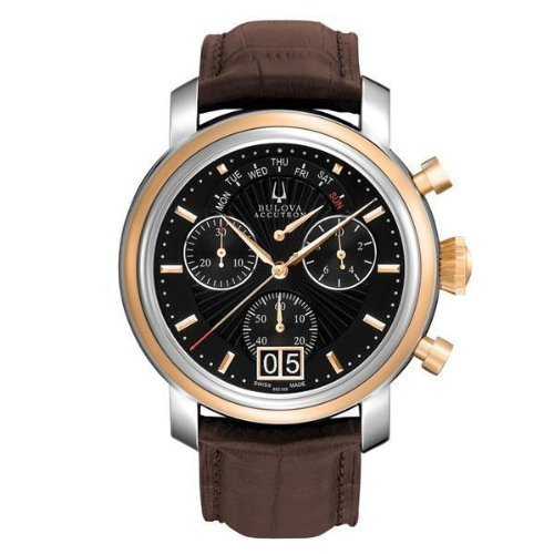 Men's Bulova Accutron Amerigo Chronograph Watch