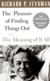 img - for Boxed Set Of Pleasure Of Finding Things Out & Meaning Of It All book / textbook / text book