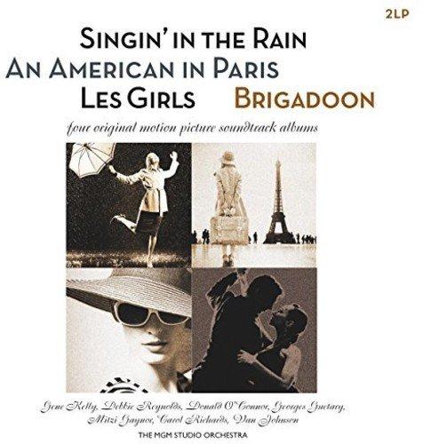 SINGIN IN THE RAIN/AN AMERICAN IN PARIS/GIRLS/BRIGADOON / O.S.T. - Singin in the Rain / American in Paris