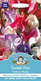 Mr Fothergills - Pictorial Packet - Flower - Sweet Pea - Incense Mixed - 35 Seeds