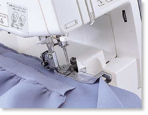 Sale!! Brother SA213 Serger Gathering Foot