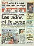 AUJOURD'HUI EN FRANCE [No 1162] du 03...
