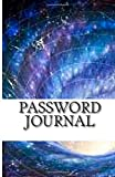 Password Journal: A Diary of Online Internet Passwords and other Security
