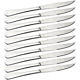 Anfimu 10-piece Stainless Steel Prime Steak Knife Set