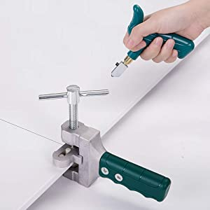 IMT Tile Cutter, Tile Breaking Pliers, Professional Ceramic Cutting Tool Kit