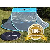 Gnat Guard Skyview Free-Standing Pop-Up Mosquito-Net Tent, Blue