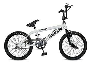 Rooster Big Daddy Spoke 2011 Boy's BMX Bike - White , 20 Inch