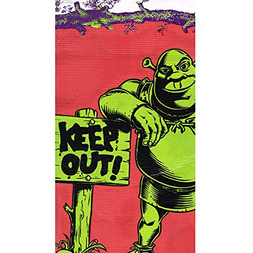 Shrek Vintage 2001 Paper Table Cover (1ct)
