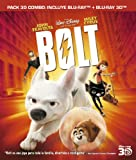 Bolt - Double Play (Blu-ray 3D + 2D) [Region Free]