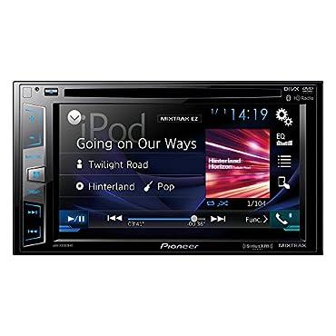 "Pioneer AVH-X3800BHS 2-Din 6.2"" DVD/CD/MP3 Receiver"