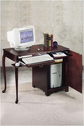 Buy Low Price Comfortable Queen Anne-style 39″w Computer Desk (B0000CH3YR)
