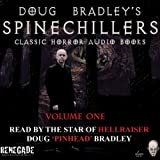 img - for Doug Bradley's Spinechillers Audio Books Volume 1: Classic Horror Stories book / textbook / text book