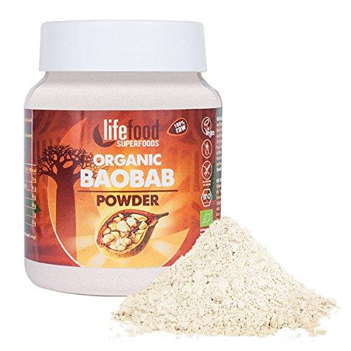 lifefood bio baobab pulver 160g. Black Bedroom Furniture Sets. Home Design Ideas
