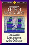 img - for Mastering Church Management book / textbook / text book