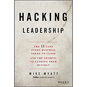 Hacking Leadership Audiobook