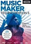 MAGIX Music Maker Techno Editon 5 [Do...