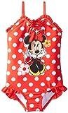Minnie Mouse Little Girls  Minnie 1 Piece Swimsuit